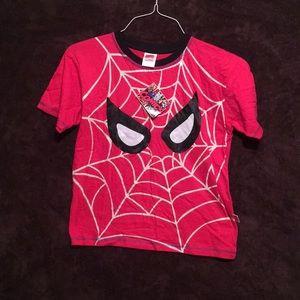 Marvel Comics Spider-Man Shirt